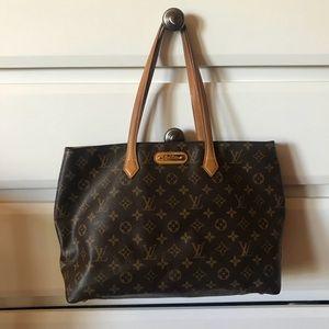 💯Authentic Louis Vuitton Wilshire MM